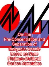 On-line Pre-Concentration and Separation of Inorganic Arsenic Based on Nano Platinum-Multiwall Carbon Nanotubes